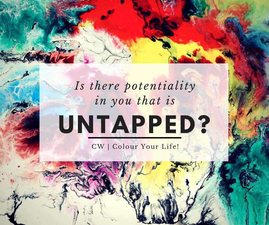 potentiality untapped
